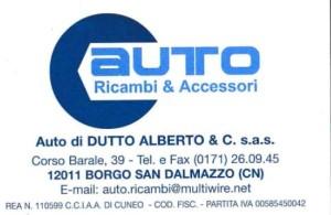 Auto Ricambi e Accessori di Dutto Alberto