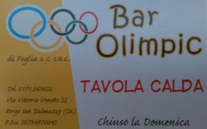 Bar Olimpic