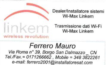 Ferrero Mauro_Linkem