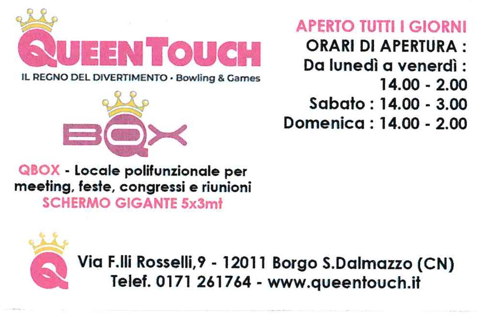 Queen touch