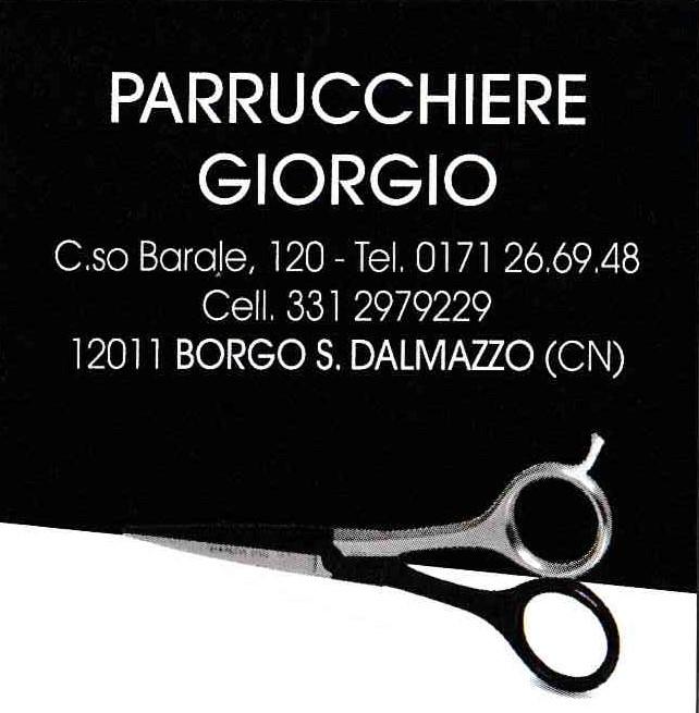 parrucchiere giorgio